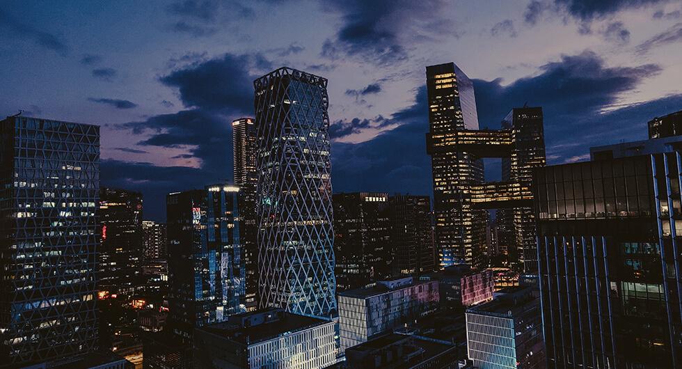 用 OnePlus 6T,记录城市之美
